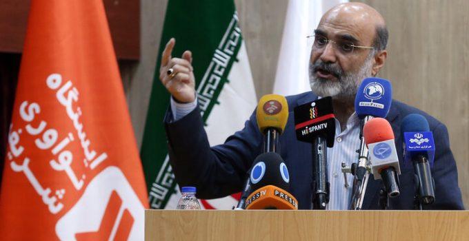 افتتاح پروژه های ایستگاه نوآوری شریف